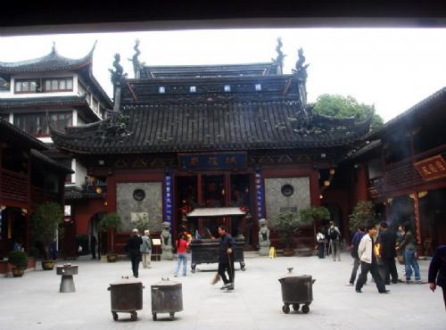 上海城隍廟-正殿