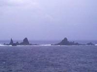 軍艦岩01<br/> 攝影:台東縣政府