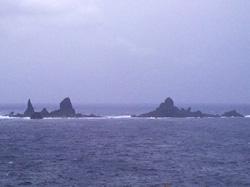 蘭嶼軍艦岩