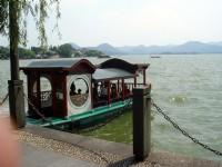 遊湖小船<br/> 攝影:余錫堅