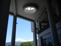 台東大學圖書館中庭<br/> 攝影:旅遊王攝影組