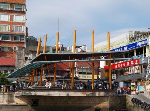 淡水渡船碼頭-淡水渡船碼頭
