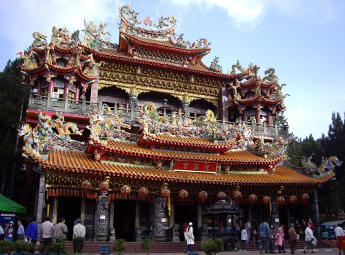 Alishan Shoujhen Temple