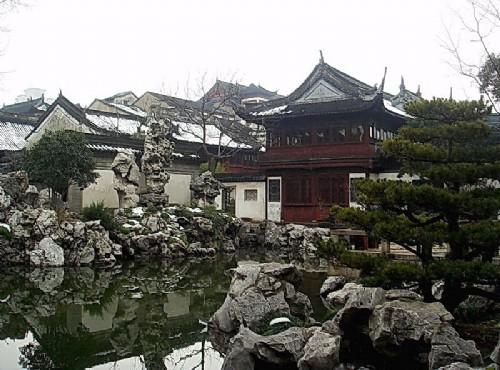Yuyuan Garden(Yu Garden)-