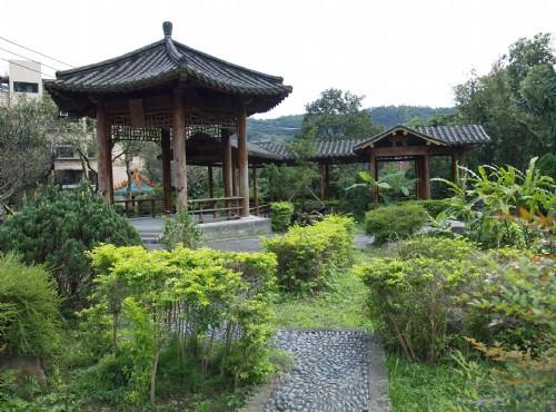 至德园-古色古香的庭园