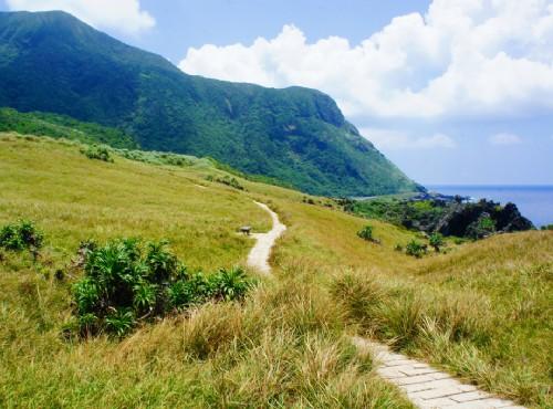 蘭嶼青青草原