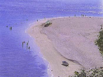 小白沙屿-白沙屿