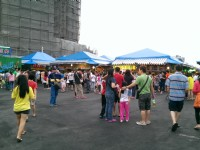 Xinren Garden Night Market