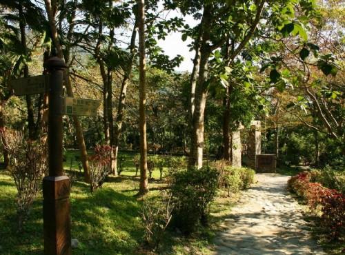 知本国家森林游乐区-野餐區入口