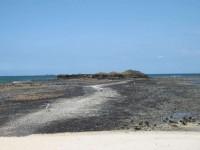 奎壁山地質公園(摩西分海)