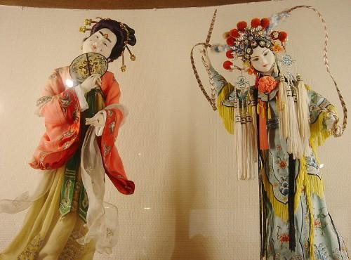 Miniatures Museum of Taiwan-京劇娃娃