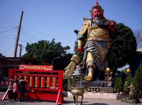Yanshui Wu Temple
