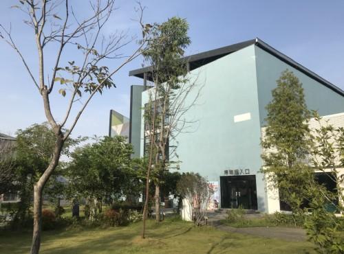 TJCOS台巨美妆观光工厂