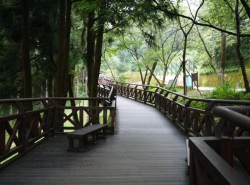 Alishan Forest Recreation Area-201407阿里山森林木棧道