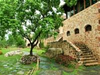 古堡和庭園景觀<br/> 攝影:陳銘祥