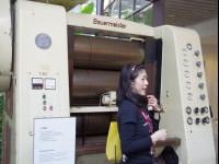 導覽員解說機器<br/> 攝影:Eva隨手拍