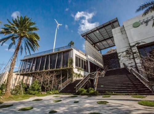 歐萊德綠建築總部