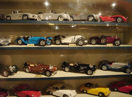 Miniatures Museum of Taiwan-模型車
