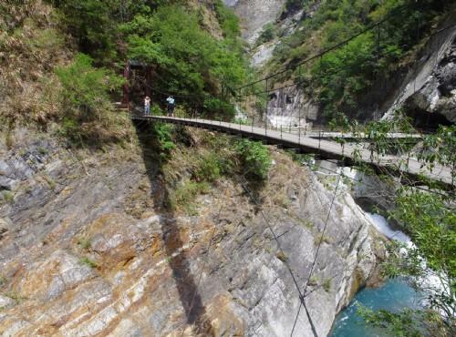 白楊步道-白楊步道吊橋