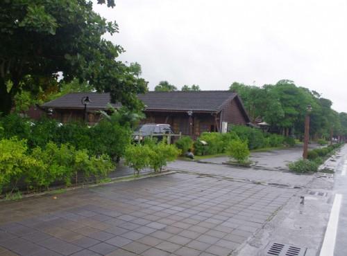 花蓮觀光糖廠(光復糖廠)-日式宿舍區