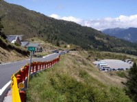 小風口停車場和山巒景觀<br/> 攝影:老山羊部落格