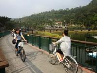 日月潭自行車道<br/> 攝影:chiang