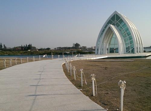 北門遊客中心(水晶教堂)-水晶教堂