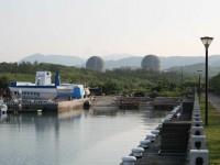 遊艇港與山色<br/> 攝影:老山羊部落格