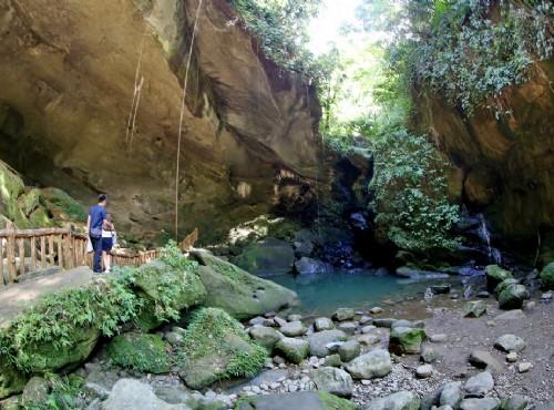 Sanmin Bat Cave-