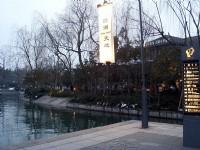 西湖天地黃昏景色<br/> 攝影:余佳樺