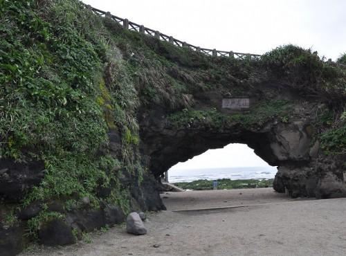 石門洞-石門洞口