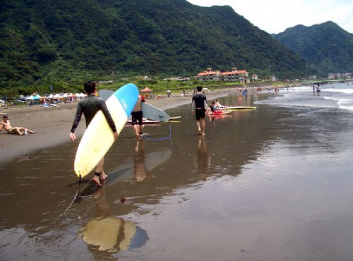 Daxi Honeymoon Bay
