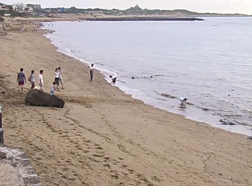 淺水灣-淺水灣的海灘