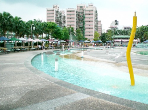 Taipei Water Park-
