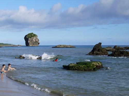 船帆石-船帆石海灘