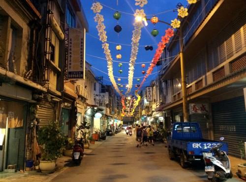 恒春老街(恒春古城魅力商圈)-恒春老街