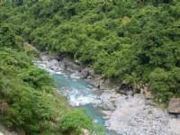 溫泉溪流<br/> 攝影:老山羊部落格