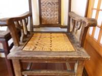 古董椅<br/> 攝影:簡時強