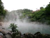 地熱谷煙霧嬝嬝<br/> 攝影:余燕鳳