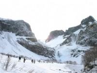 長白山雪景<br/> 攝影:馮順