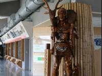 木雕藝術<br/> 攝影:老山羊部落格
