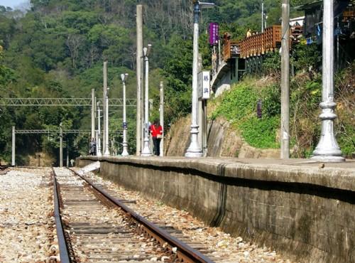 Shengxing Railway Station-