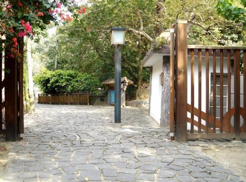 地熱谷(地熱谷景觀公園)-地熱谷入口