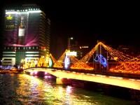 炫麗的橋梁<br/> 攝影:游芝榕