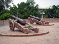 安平古堡砲台<br/> 攝影:陳美吟