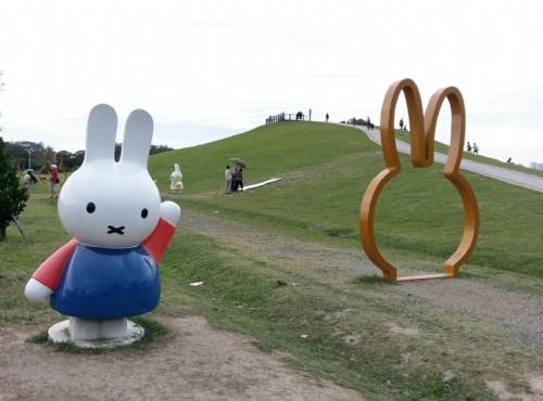 十三行文化公園-米飛框區