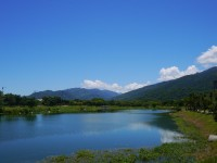 鏡心湖<br/> 攝影:旅遊王攝影組
