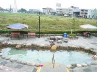 公共溫泉區泡湯池<br/> 攝影:余燕鳳