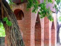 紅磚水塔<br/> 攝影:林山景