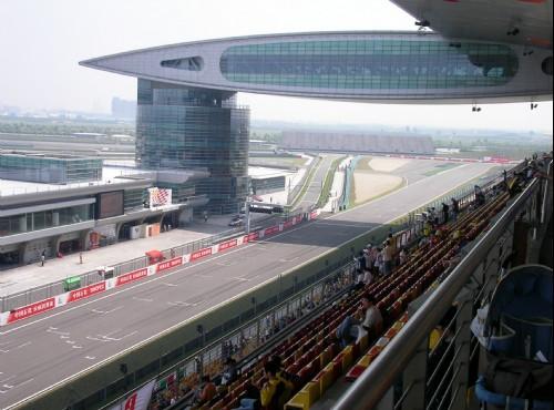 Shanghai International Circuit-Shanghai Circuit